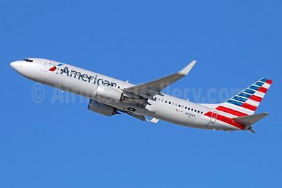 American Airlines Boeing 737-823 WL N968NN (msn 33241) LAX (Michael B. Ing). Image: 945664.