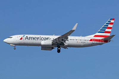 American Airlines Boeing 737-800 WL N358PW (msn 33349) LAX (Michael B. Ing). Image: 941263.