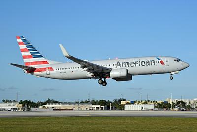 American Airlines Boeing 737-823 WL N841NN (msn 30914) MIA (Bruce Drum). Image: 105229.