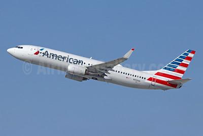 American Airlines Boeing 737-823 WL N933AN (msn 30080) LAX (Michael B. Ing). Image: 944587.