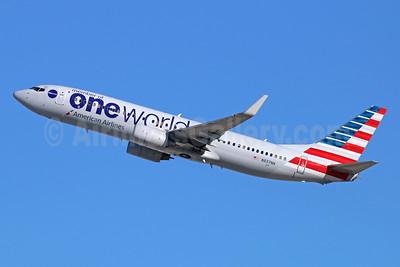 American Airlines Boeing 737-823 WL N837NN (msn 30908) (Oneworld) LAX (Michael B. Ing). Image: 942048.