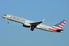 American Airlines Boeing 757-23N WL N203UW (msn 30548) BRU (Karl Cornil). Image: 925212.