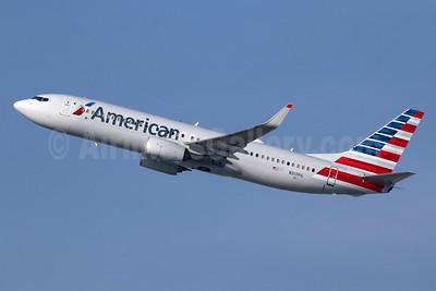 American Airlines Boeing 737-800 WL N317PG (msn 33344) LAX (Michael B. Ing). Image: 948467.