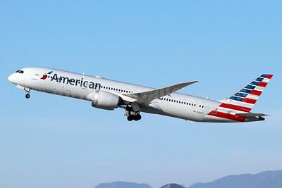 American Airlines Boeing 787-9 Dreamliner N833AA (msn 40645) LAX (Michael B. Ing). Image: 948390.