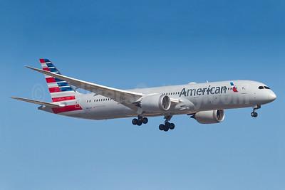 American Airlines Boeing 787-9 Dreamliner N822AN (msn 40642) GRU (Rodrigo Cozzato). Image: 938793.