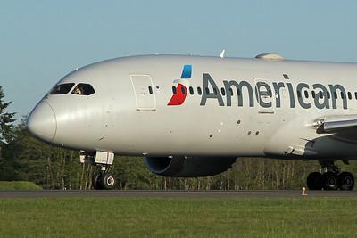 American Airlines Boeing 787-8 Dreamliner N816AA (msn 40634) PAE (Nick Dean). Image: 946296.