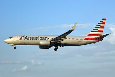 American Airlines Boeing 737-823 WL N970AN (msn 30096) MIA (Bruce Drum). Image: 104436.