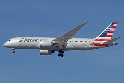 American Airlines Boeing 787-8 Dreamliner N812AA (msn 40630) LAX (Michael B. Ing). Image: 941138.