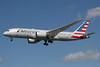 American Airlines Boeing 787-8 Dreamliner N800AN (msn 40618) LHR (SPA). Image: 927043.