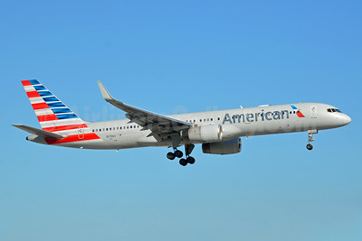 American Airlines Boeing 757-223 WL N179AA (msn 32397) MIA (Bruce Drum). Image: 104284.
