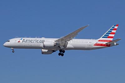 American Airlines Boeing 787-9 Dreamliner N831AA (msn 40652) LAX (Michael B. Ing). Image: 941140.