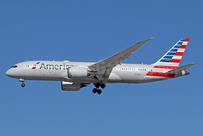 American Airlines Boeing 787-8 Dreamliner N811AB (msn 40629) LAX (Michael B. Ing). Image: 938792.