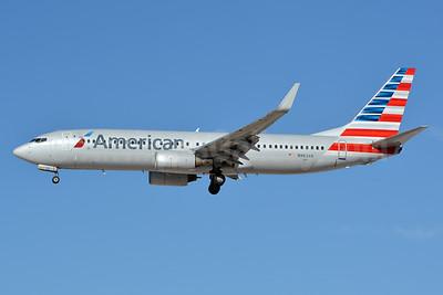 American Airlines Boeing 737-823 WL N963AN (msn 29543) LAS (Jay Selman). Image: 402670.