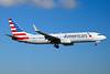 American Airlines Boeing 737-800 WL N315PE (msn 31261) MIA (Jay Selman). Image: 403713.