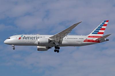 American Airlines Boeing 787-8 Dreamliner N801AC (msn 40619) LAX (Michael B. Ing). Image: 947887.
