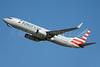 American Airlines Boeing 737-823 WL N876NN (msn 40767) MIA (Jay Selman). Image: 403450.