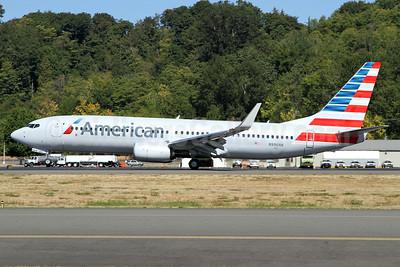 American Airlines Boeing 737-823 WL N996NN (msn 31248) BFI (Nick Dean). Image: 934343.