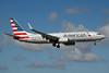 American Airlines Boeing 737-823 WL N890NN (msn 31143) MIA (Jay Selman). Image: 403451.