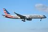 American Airlines Boeing 757-223 WL N198AA (msn 32392) MIA (Jay Selman). Image: 403592.