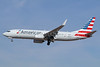 American Airlines Boeing 737-800 WL N344PP (msn 31272) LAX (Michael B. Ing). Image: 940313.
