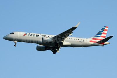 American Airlines Embraer ERJ 190-100 IGW N947UW (msn 19000078) CLT (Jay Selman). Image: 403271.