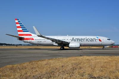 American Airlines Boeing 737-823 WL N820NN (msn 29559) SEA (Bruce Drum). Image: 104716.