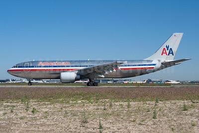 American Airlines Airbus A300B4-605R N11060 (msn 470) JFK (Fred Freketic). Image: 949785.