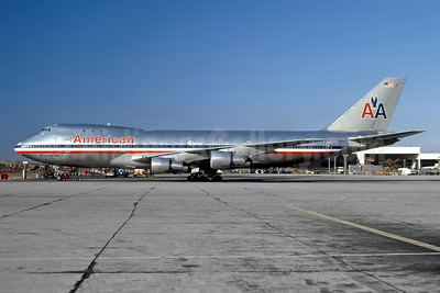 "The American Boeing 747 ""LuxuryLiner"""