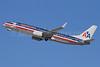 American Airlines Boeing 737-823 WL N907NN (msn 31158) LAX (Michael B. Ing). Image: 910365.