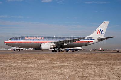 American Airlines Airbus A300B4-605R N80057 (msn 465) JFK (Fred Freketic). Image: 949794.