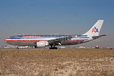 American Airlines Airbus A300B4-605R N14068 (msn 511) JFK (Fred Freketic). Image: 949787.