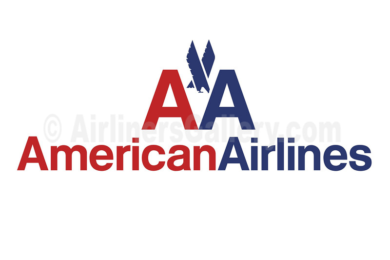 1. American Airlines logo (1968)