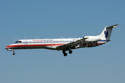 American Connection-Trans States Airlines Embraer ERJ 135LR (EMB-135KL) N297SK (msn 145522) MSP (Bruce Drum). Image: 103439.