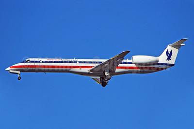 American Connection-Trans States Airlines Embraer ERJ 145LR (EMB-145LR) N812HK (msn 145373) ATL (Bruce Drum). Image: 100721.