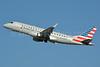 American Eagle Airlines (2nd)-Republic Airlines (2nd) Embraer ERJ 170-200LR (ERJ 175) N129HQ (msn 17000211) CLT (Jay Selman). Image: 403124.