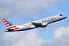 American Eagle Airlines (2nd)-Republic Airlines (2nd) Embraer ERJ 170-200LR (ERJ 175) N405YX (msn 17000368) MIA (Bruce Drum). Image: 104371.