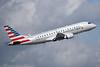 American Eagle Airlines (2nd)-Republic Airlines (2nd) Embraer ERJ 170-200LR (ERJ 175) N404YX (msn 17000367) MIA (Bruce Drum). Image: 104370.