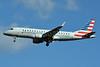American Eagle Airlines (2nd)-Republic Airlines (2nd) Embraer ERJ 170-200LR (ERJ 175) N136HQ (msn 17000228) CLT (Jay Selman). Image: 402592.