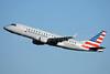 American Eagle Airlines (2nd)-Republic Airlines (2nd) Embraer ERJ 170-200LR (ERJ 175) N125HQ (msn 17000202) CLT (Jay Selman). Image: 403358.
