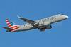 American Eagle Airlines (2nd)-Republic Airlines (2nd) Embraer ERJ 170-200LR (ERJ 175) N115HQ (msn 17000182) CLT (Jay Selman). Image: 402723.