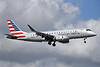American Eagle Airlines (2nd)-Republic Airlines (2nd) Embraer ERJ 170-200LR (ERJ 175) N439YX (msn 17000434) MIA (Bruce Drum). Image: 104380.