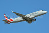 American Eagle Airlines (2nd)-Republic Airlines (2nd) Embraer ERJ 170-200LR (ERJ 175) N107HQ (msn 17000165) CLT (Jay Selman). Image: 403117.