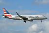 American Eagle Airlines (2nd)-Republic Airlines (2nd) Embraer ERJ 170-200LR (ERJ 175) N444YX (msn 17000453) MIA (Jay Selman). Image: 402847.