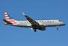 American Eagle Airlines (2nd)-Republic Airlines (2nd) Embraer ERJ 170-200LR (ERJ 175) N129HQ (msn 17000211) CLT (Jay Selman). Image: 403123.
