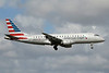 American Eagle Airlines (2nd)-Republic Airlines (2nd) Embraer ERJ 170-200LR (ERJ 175) N411YX (msn 17000374) MIA (Jay Selman). Image: 403467.