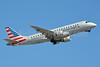 American Eagle Airlines (2nd)-Republic Airlines (2nd) Embraer ERJ 170-200LR (ERJ 175) N130HQ (msn 17000212) CLT (Jay Selman). Image: 403125.