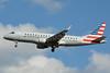 American Eagle Airlines (2nd)-Republic Airlines (2nd) Embraer ERJ 170-200LR (ERJ 175) N119HQ (msn 17000190) CLT (Jay Selman). Image: 403120.