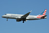 American Eagle Airlines (2nd)-Republic Airlines (2nd) Embraer ERJ 170-200LR (ERJ 175) N102HQ (msn 17000157) CLT (Jay Selman). Image: 403114.