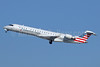 American Eagle Airlines (2nd)-SkyWest Airlines Bombardier CRJ700 (CL-600-2C10) N705SK (msn 10145) LAX (Michael B. Ing). Image: 935773.
