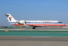 American Eagle Airlines (2nd)-SkyWest Airlines Bombardier CRJ200 (CL-600-2B19) N417SW (msn 7400) LAX. Image: 923021.